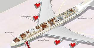 layout of air force one inside air india one aircraft aviator flight