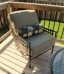 Hampton Bay Patio Furniture Covers - turtles and tails patio makeover
