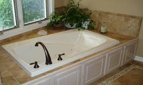 how to tile a bathroom floor around a tub wood floors