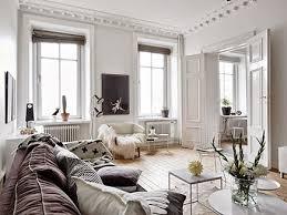 skandinavische wohnideen skandinavische wohnzimmer mit authentischen neue details