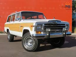 jeep grand wagoneer 1991 jeep grand wagoneer canyon state classics