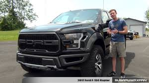 ford raptor review 2017 ford f 150 raptor youtube