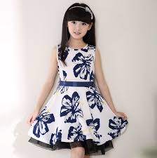 floral dress girls 12