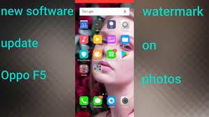 cara membuat watermark sendiri s60v3 how to give watermark on photos in oppo f5 youtube