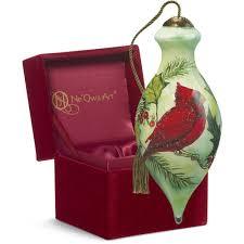 amazon com ne u0027qwa art christmas gifts u201cholly cardinal u201d artist
