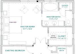 bathroom addition ideas master bedroom and bathroom ideas including attractive bath addition