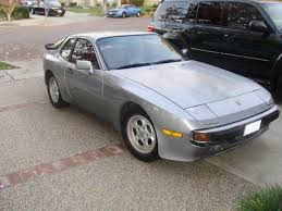 porsche 944 silver bruner944 1985 porsche 944 specs photos modification info at