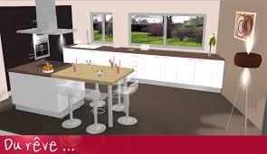 projet cuisine 3d gregory concepteur designer de cuisines à cuisine cuisine