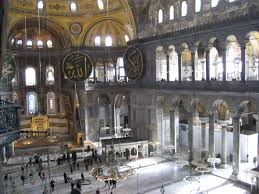 hagia sophia with a local guide finnishing lessons