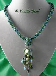 beaded seed bead necklace images This kumihimo necklace is composed of size 6 8 seed beads on s jpg