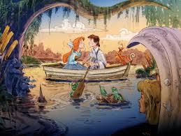 sketches mermaid ride blue sky cellar