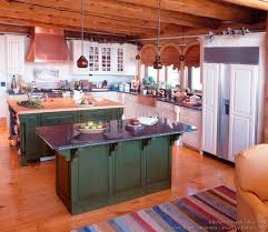 log cabin kitchens with islandscustom log cabin kitchen and bath
