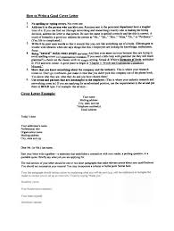 write a good covering letter 3 good cover letters writing cover uk