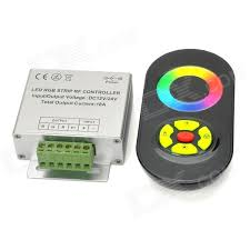 fry s led light strips 3 ch rf wireless touch 5 key remote controller for led rgb light