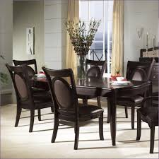 6 Dining Room Chairs by Dining Room Dining Chairs With Casters Dining Table And 8 Chairs