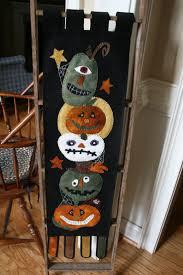 Primitive Halloween Crafts The 126 Best Images About Halloween Felt On Pinterest