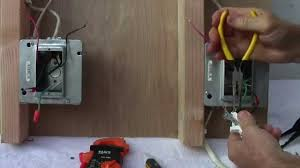 replacing light switch 2 black wires how to fix 3 way switch problems youtube