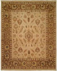 6 X 9 Area Rug Find The Best Deals On Kalaty Oushak Ou 411 Ivory Light Brown 6 X