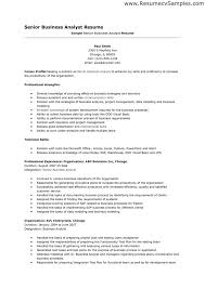 Data Analyst Resume Examples by Business Analyst Resume 620800 Business Analyst Resume Sample