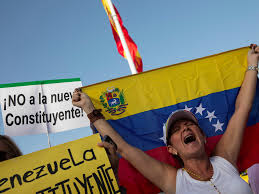 Latin American Flags Latin American Governments Political Benefit From Venezuela U0027s