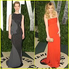 Vanity Johnson Mia Wasikowska U0026 Dakota Johnson Vanity Fair Oscar Party 2012