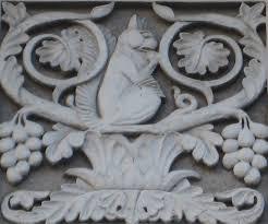 animal ornaments on buildings ephemeral new york