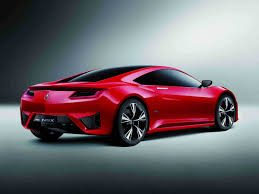 concept ferrari acura takes aim at ferrari with the new nsx business insider