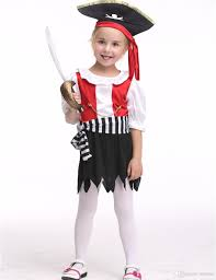 Pirate Halloween Costumes Kids Girls Pirate Costume Halloween Costume Kids Stage U0026 Dance Wear