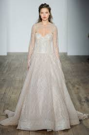 lazaro bridal u0026 wedding dress collection fall 2018 brides