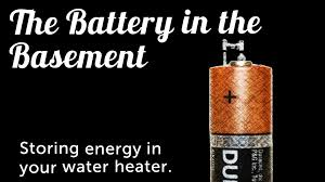 your water heater can become a high power home battery popular