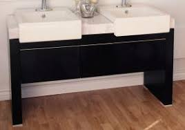 42 Inch Double Vanity Shop Narrow Depth Bathroom Vanities And Cabinets With Free Shipping