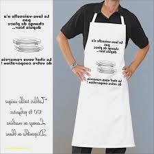 tablier de cuisine personnalisé pas cher tablier cuisine meilleur de tablier de cuisine personnalisé