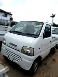 suzuki carry pickup truck tracker