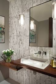 Powder Room Vanities Contemporary 10 Ideas To Remodel Your Powder Room U2013 Decohoms