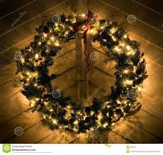 lighted outdoor wreaths lights decoration