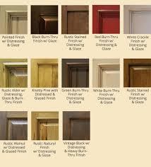 Crackle Kitchen Cabinets White Glazed Kitchen Cabinet Doors Monsterlune