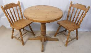 Small Pine Dining Table Round Pine Dining Table Custom Round Pine Kitchen Table Home