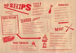 312 best menus images on pinterest restaurant branding menu