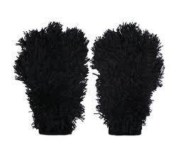 Yeti Halloween Costume Daylight Robbery Bless U0027yeti U0027 Gloves U003e Women U0027s Fashion Police