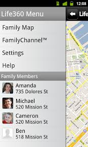 life360 android life360 app update nov new features life360 the new family