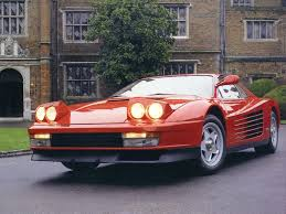 classic ferrari testarossa you can now buy testarossa bicycles and shavers testarossa cars