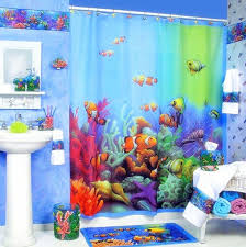fun kids shower curtains home decor inspirations