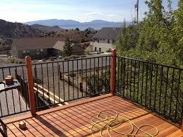 deck railings reno carson city gardnerville nv