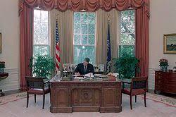 bureau president americain resolute desk wikipédia
