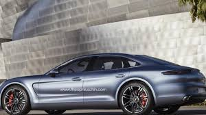 porsche truck 2013 2016 porsche panamera gets rendered