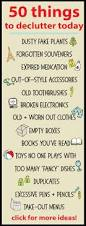 50 easy things to declutter today mommy on purpose