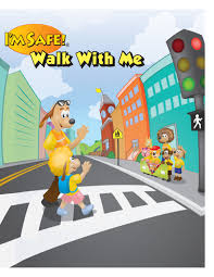M Me In English - 6 1330 i m safe walk with me storybook english i m safe
