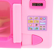kinder spiel k che shop mini mikrowelle simulation küche mini spielzeug kinder