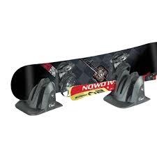 porta snowboard per auto portasci e snowboard magnetico gev shark 2 portasci e snowboard