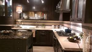 Brown Cabinet Kitchen Kitchen Dark Cabinets Country Designs Personalised Home Design